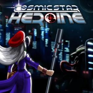 Cover Cosmic Star Heroine