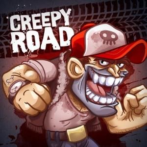 Cover Creepy Road