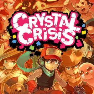 Cover Crystal Crisis