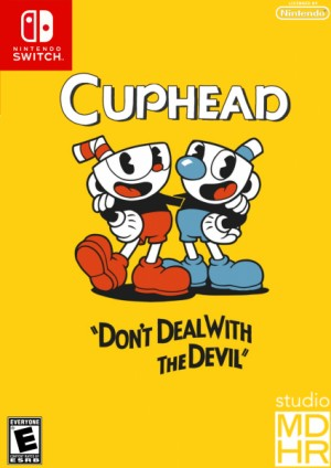 Cover Cuphead (Nintendo Switch)