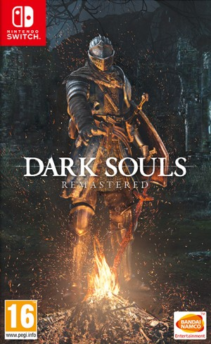 Cover Dark Souls: Remastered
