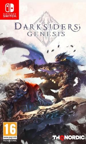Cover Darksiders Genesis