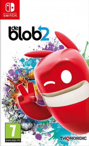 Cover de Blob 2 (Nintendo Switch)