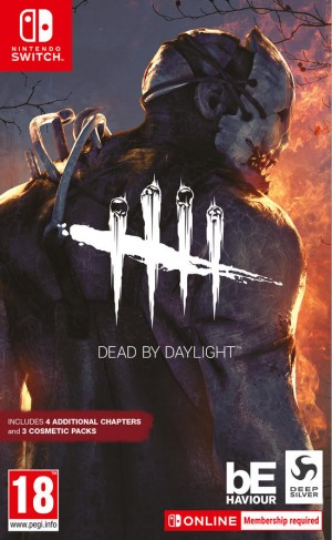 Cover Dead by Daylight (Nintendo Switch)