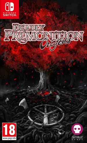 Cover Deadly Premonition Origins (Nintendo Switch)