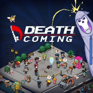 Cover Death Coming