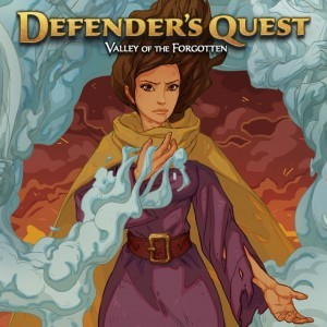 Cover Defender's Quest: Valley of the Forgotten DX Edition