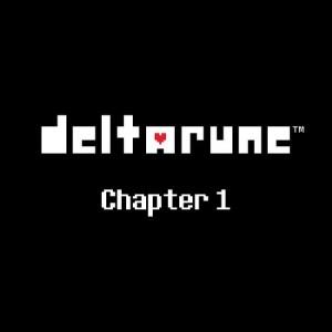 Cover DELTARUNE