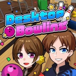Cover Desktop Bowling (Nintendo Switch)