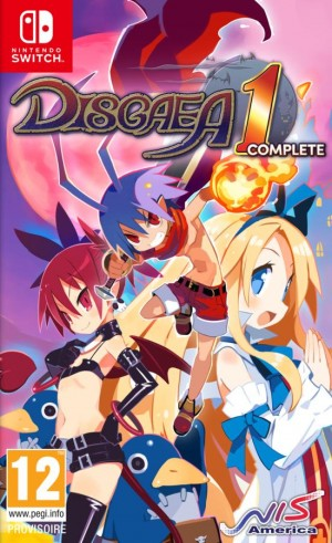 Cover Disgaea 1 Complete (Nintendo Switch)
