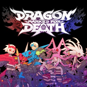 Cover Dragon: Marked for Death (Nintendo Switch)