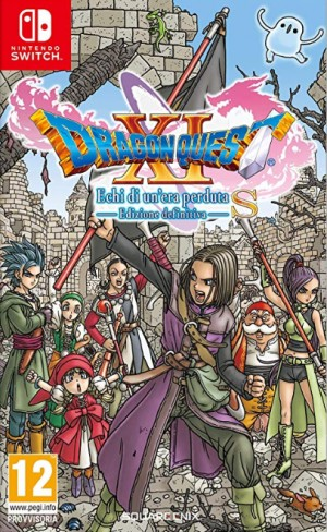 Cover Dragon Quest XI S: Echoes of an Elusive Age - Definitive Edition (Nintendo Switch)