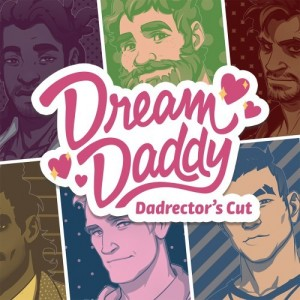 Cover Dream Daddy: A Dad Dating Simulator