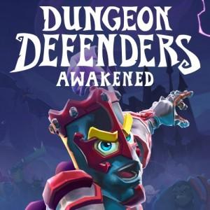 Cover Dungeon Defenders: Awakened