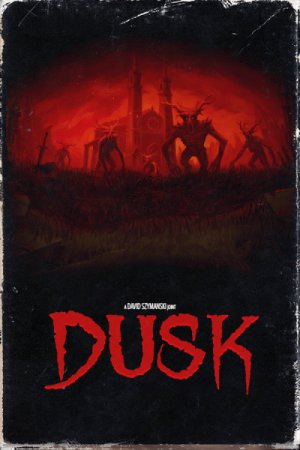 Cover DUSK (Nintendo Switch)