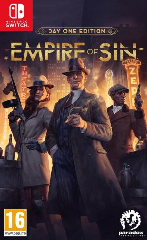 Cover Empire of Sin (Nintendo Switch)