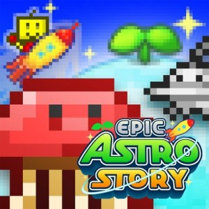 Cover Epic Astro Story (Nintendo Switch)