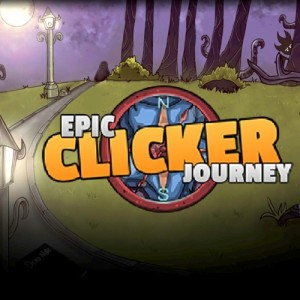 Cover Epic Clicker Journey