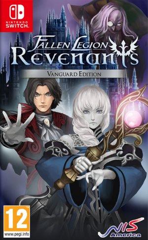 Cover Fallen Legion: Revenants
