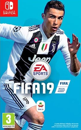 Cover FIFA 19 (Nintendo Switch)