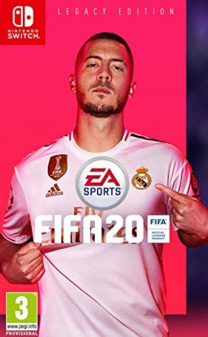 Cover FIFA 20: Legacy Edition (Nintendo Switch)