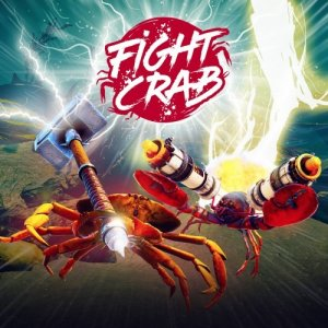 Cover Fight Crab