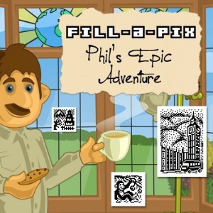 Cover Fill-a-Pix: Phil's Epic Adventure