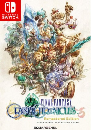 Cover Final Fantasy Crystal Chronicles: Remastered Edition (Nintendo Switch)