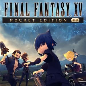 Cover FINAL FANTASY XV POCKET EDITION HD