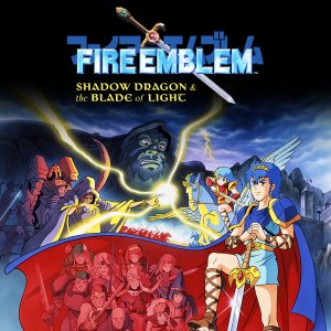 Cover Fire Emblem: Shadow Dragon & the Blade of Light