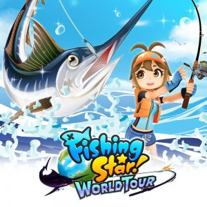 Cover Fishing Star World Tour