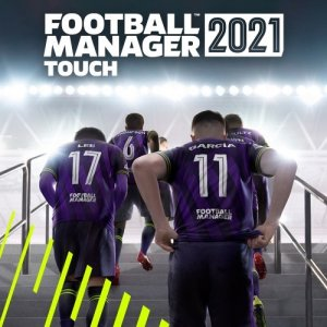 Cover Football Manager 2021 Touch