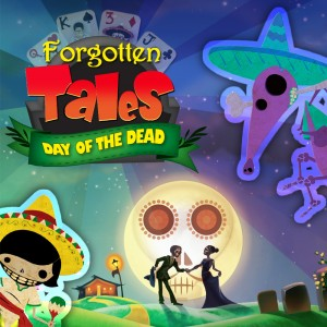 Cover Forgotten Tales - Day of the Dead