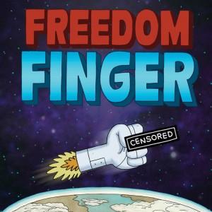 Cover Freedom Finger