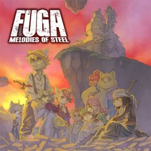 Cover Fuga: Melodies of Steel