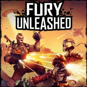 Cover Fury Unleashed (Nintendo Switch)
