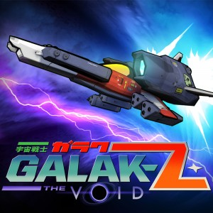 Cover GALAK-Z: The Void: Deluxe Edition
