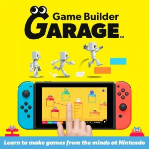 Cover Game Builder Garage