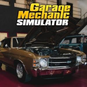 Cover Garage Mechanic Simulator
