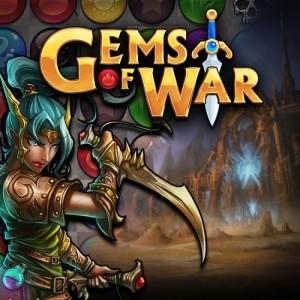 Cover Gems of War (Nintendo Switch)