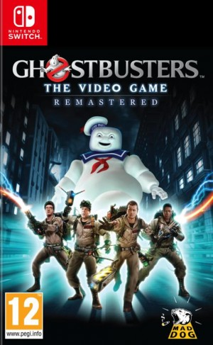 Cover Ghostbusters: The Video Game Remastered (Nintendo Switch)