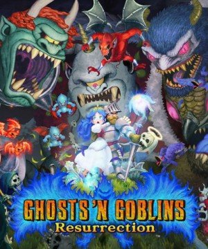 Cover Ghosts 'n Goblins Resurrection
