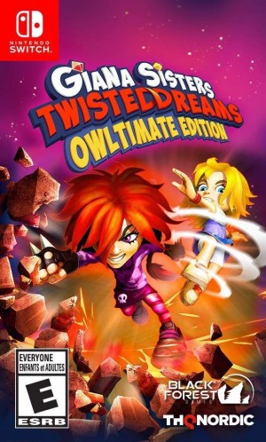 Cover Giana Sisters: Twisted Dreams - Owltimate Edition