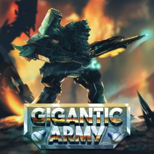 Cover GIGANTIC ARMY