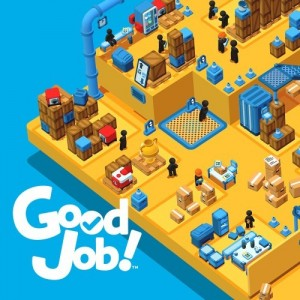 Cover Good Job! (Nintendo Switch)