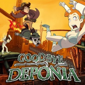 Cover Goodbye Deponia