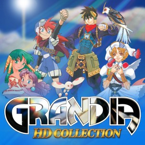 Cover Grandia HD Collection