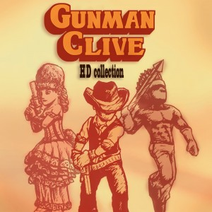 Cover Gunman Clive HD Collection