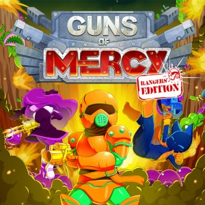 Cover Guns of Mercy - Rangers Edition