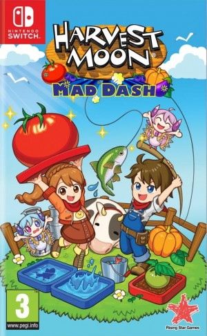 Cover Harvest Moon: Mad Dash (Nintendo Switch)